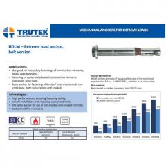 Heavy Duty Anchor Bolt Type