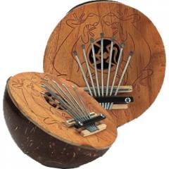 Coconut Thumb Piano