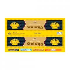 Golden 4 in 1 Incense Stick