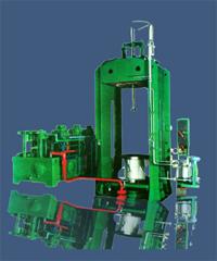 Bladder Moulding Press