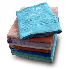 And Woven Jacquard Towels