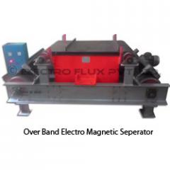 Over Band Magnetic Seperator