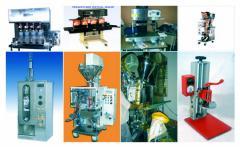 Packaging Machineries