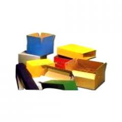 Colored Corrugated Box