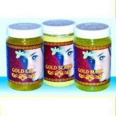 Gold (Gel / Scrub / Mask) Cream
