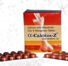 Tablets  Alfa-Calcitos-Z