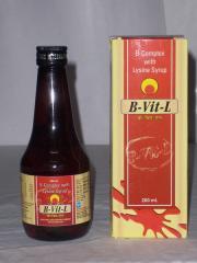 Syrups B-Vit-L