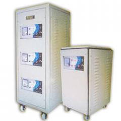 Single Phase Servo Voltage Stabilizer Aircooled