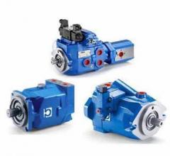 Axial Piston Pumps / Motors