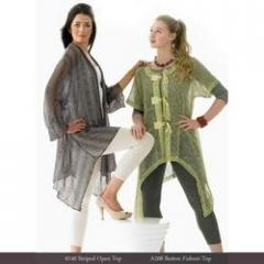Ladies wear - Fancy netted top
