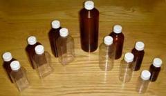 Plastic Pharmaceutical Bottles