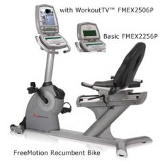 FreeMotion Recumbent Bike
