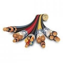 Copper & Aluminium Armoured cables