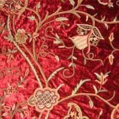 Viscose Velvet Fabrics