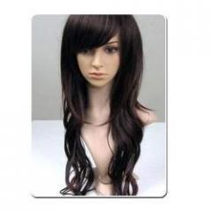 Dark Brown Wig