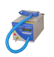 Tatoo removal laser