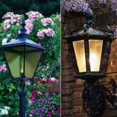 Garden Lighting's