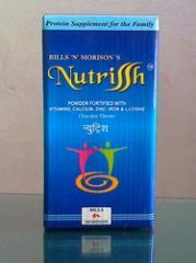 Nutrissh