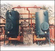 Blower Heat Regenerator Air Dryer