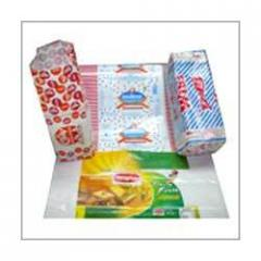 Paper(Printed And Plain Wax Wrapper)