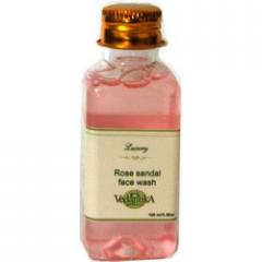 Rose Sandal Face Wash