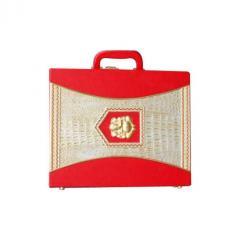 Antique Designer Stylish Album Briefcase