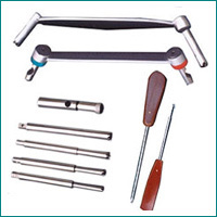 Orthopedic Instruments And Implants