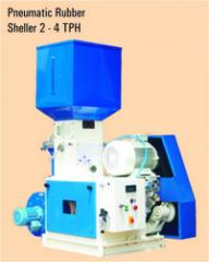 Rubber Sheller - Pneumatic