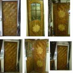 Wooden Parquet Doors