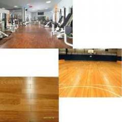 Planks/ Sports Flooring