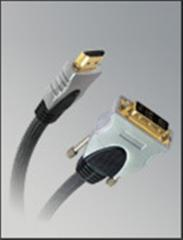 Luxurious HI End Cables HDMI DVI 5005B(PW)