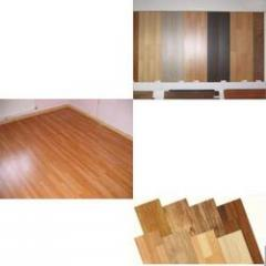 Imported Laminated Flooring