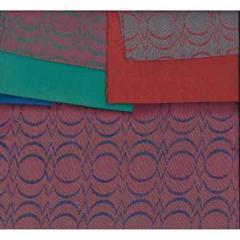 Lappet Woven Dress Material