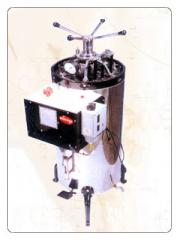 Vertical Autoclave (Deluxe Model)