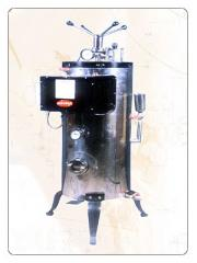 Vertical Autoclave (Triple Walled )