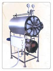 Horizontal Autoclave (Cylindrical)