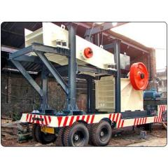 100 TPH Mobile Primary Crushers
