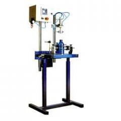 Leacon Leak Tester Machine Pick-n-place Model