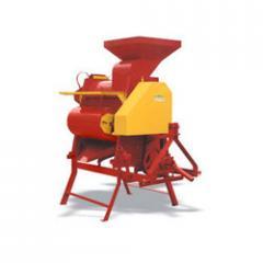 Corn Hydraulic Thresher