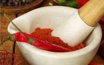 Chilli powder mild stemless