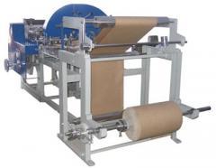 Automatic Paper Bag Making Machine