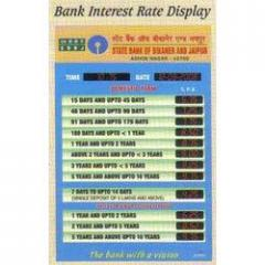 Interest Rate Boards