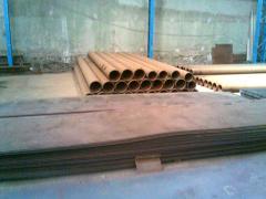 Pressure Vessel Steel