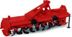 Rotary Tiller Multi Speed Gear Drive