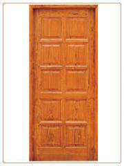 10 Panel Door