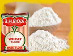 Flour, wheat