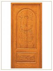 Picture Carved Door