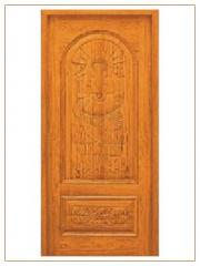 Picture Carved Door
