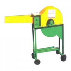 Chaff Cutter With Electric Motor