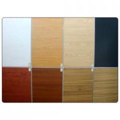Medium Density Fiberboard (MDF)